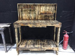 Furniture from Pallet Wood