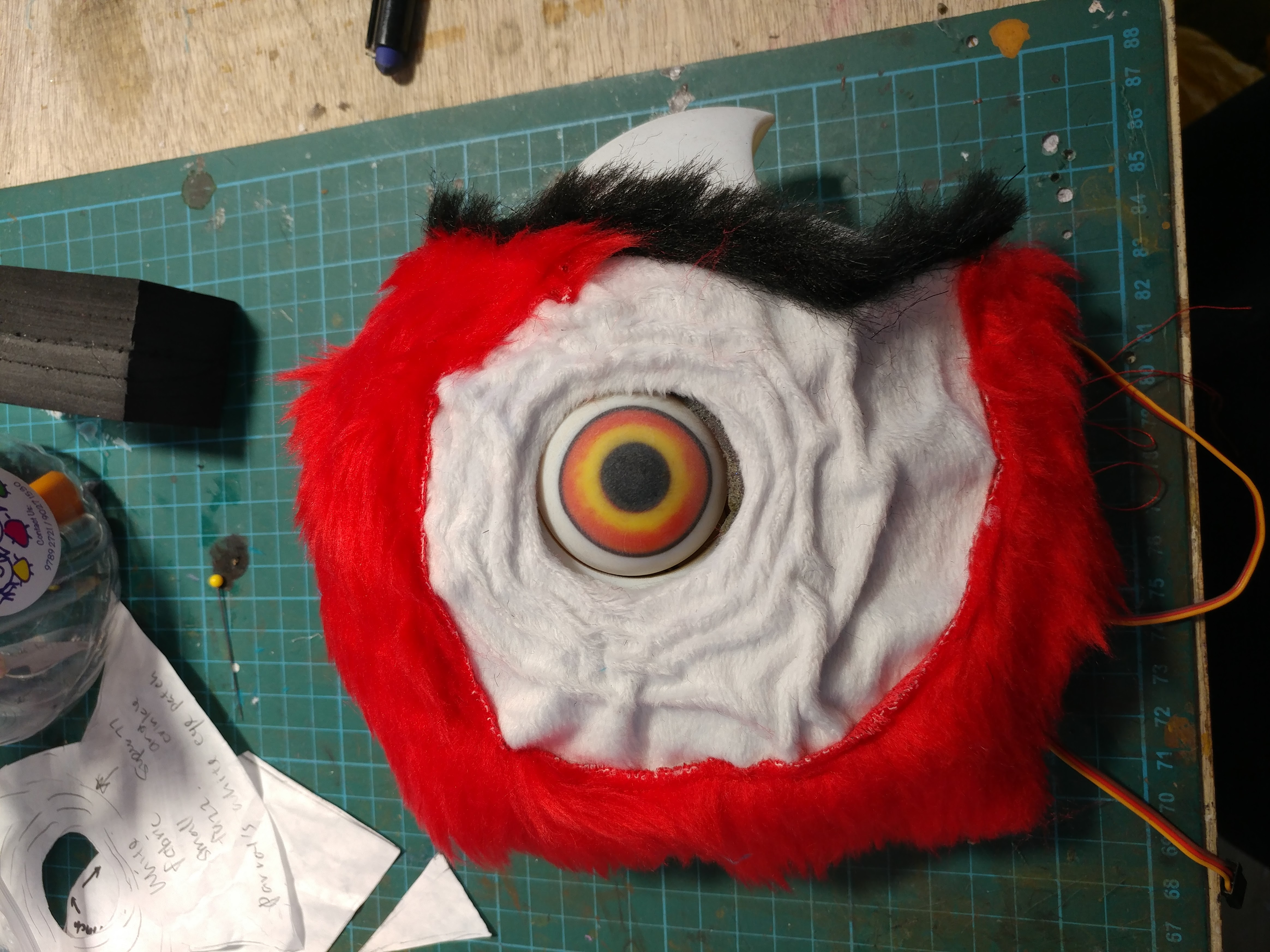 Head in Progress