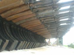 Under the Barrels