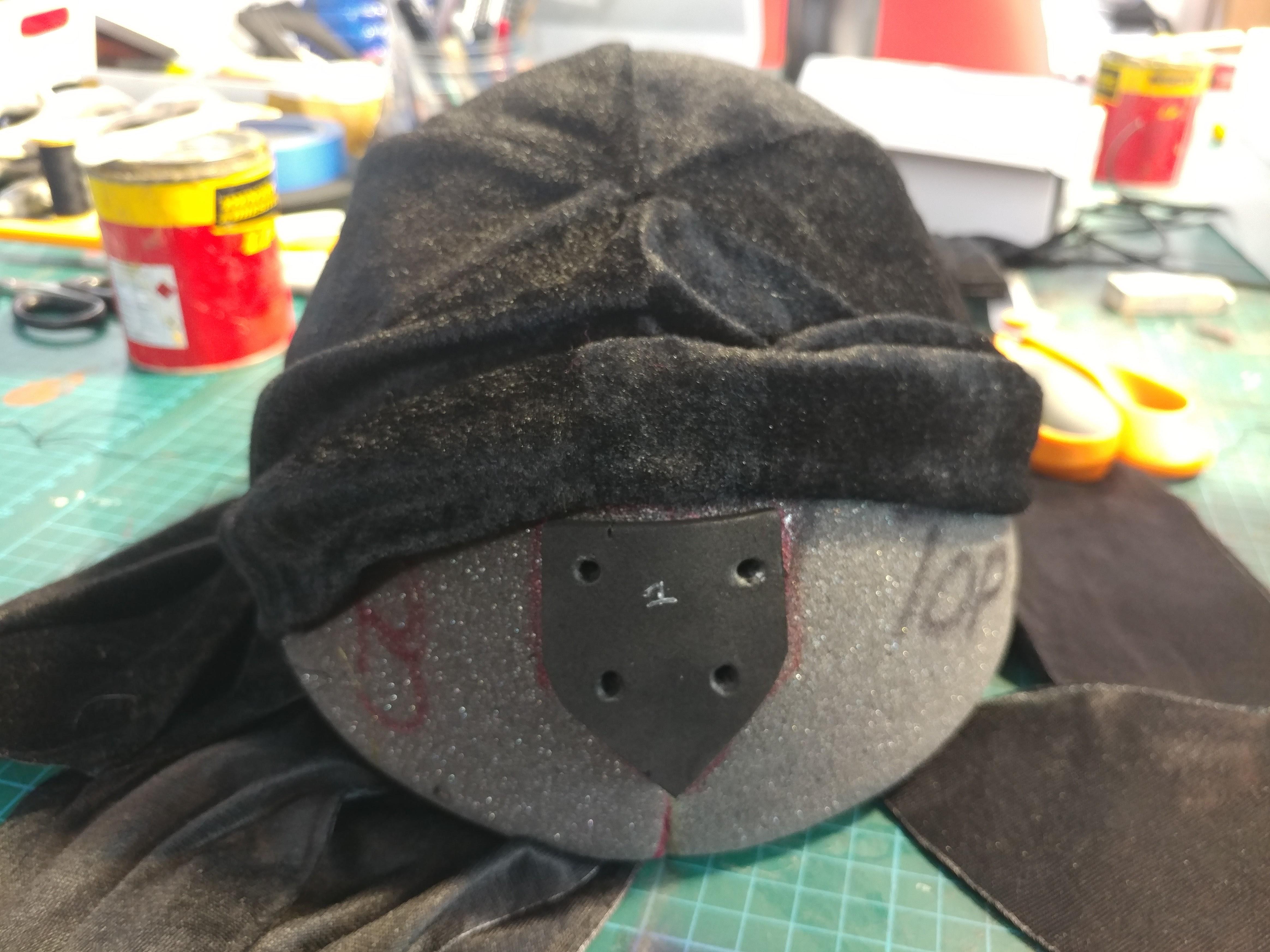 The Cap in Process