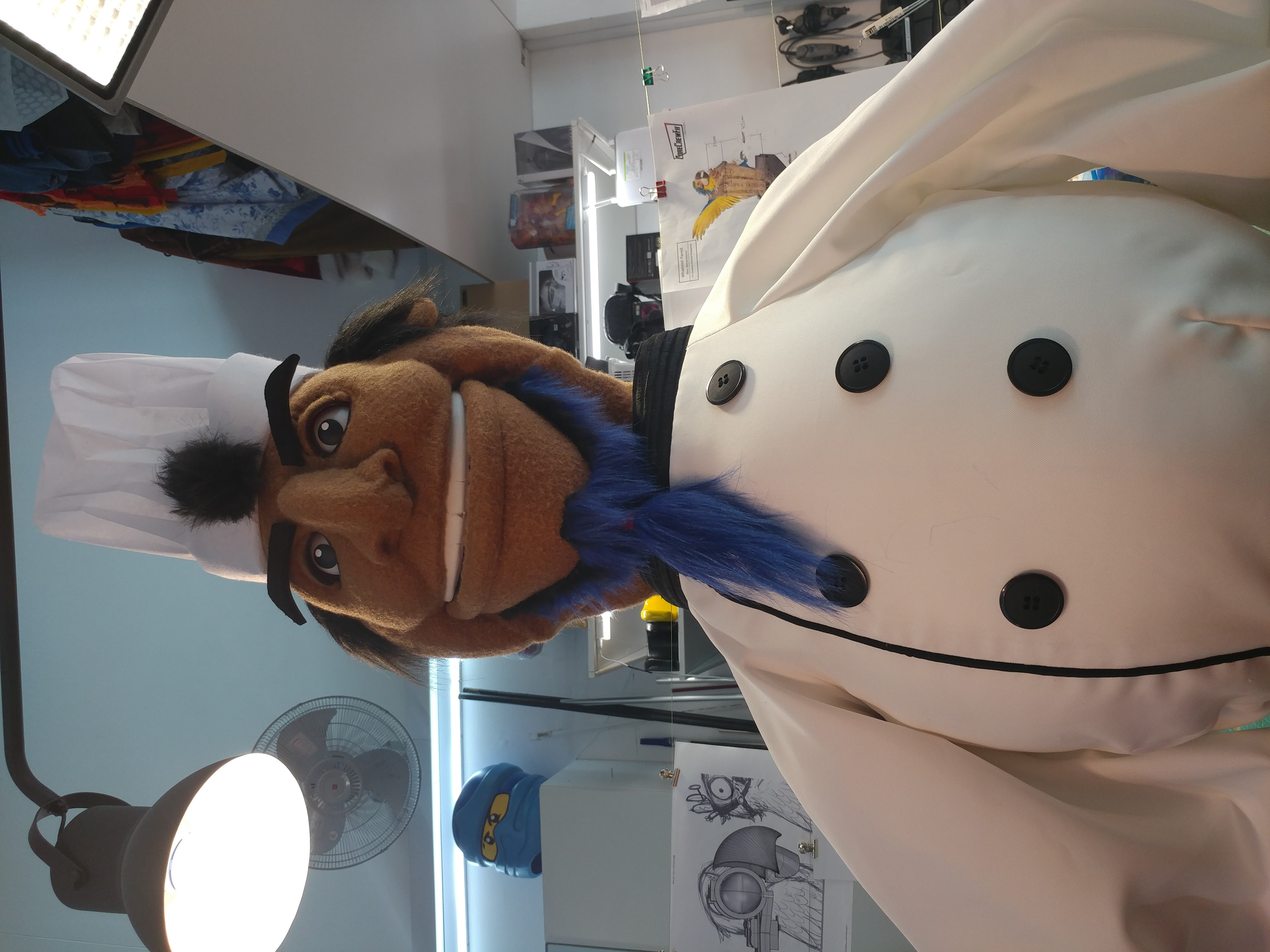 Chef Bluebeard