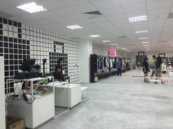 Space Invader Pop-Up Store