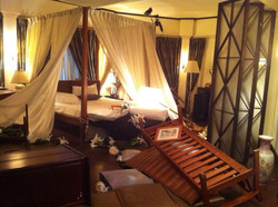 Main Suite after Ghost Attack