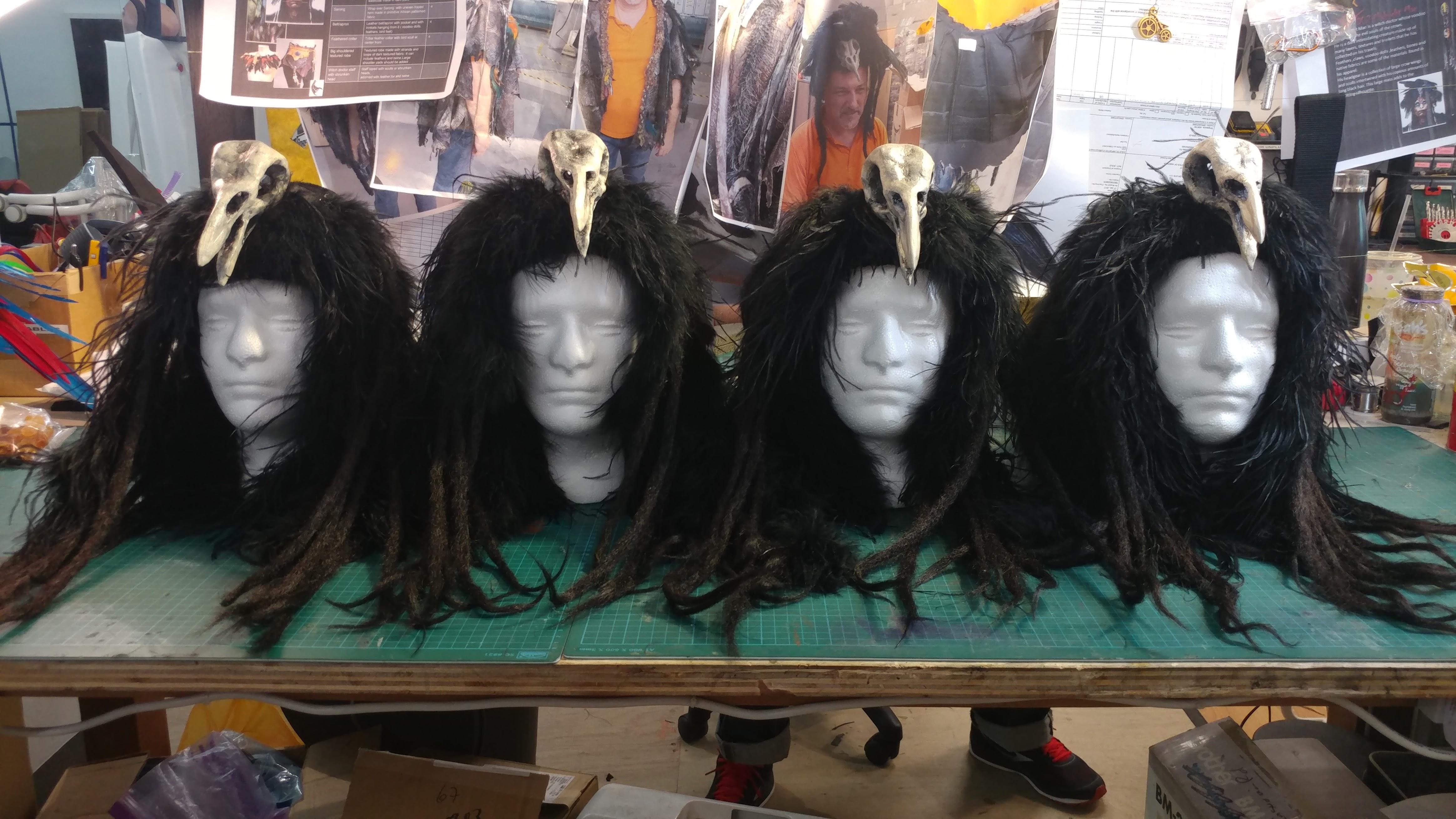 4 Heads in a Row II