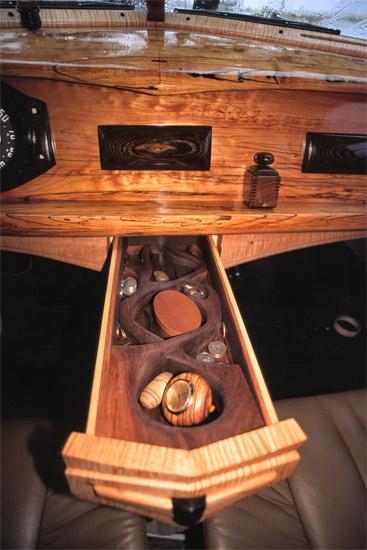Wooden Dashboard 1952 Chevy