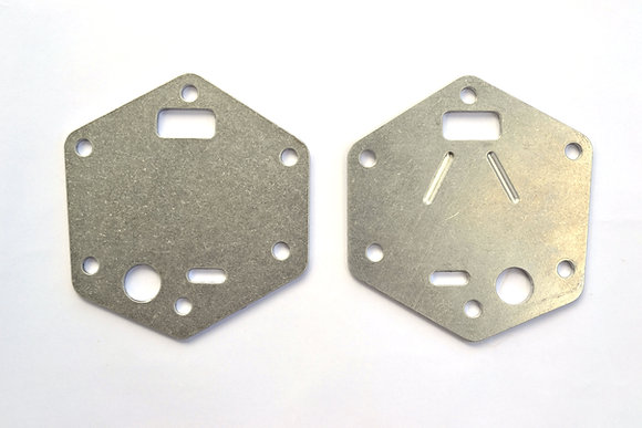 Oil Pressure Booster Plate