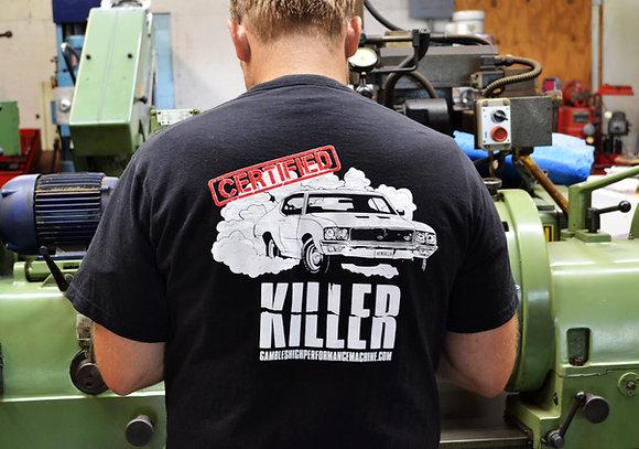 """KILLER"" Shirt"