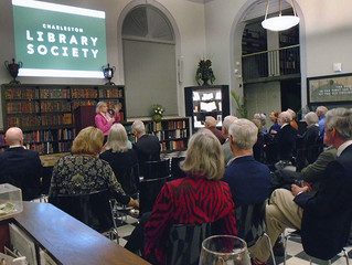 Winter Meeting at the Library Society