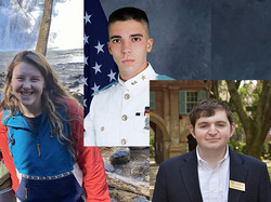 Our 2021 Scholarship Winners
