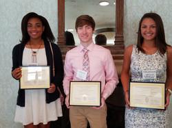 2017 Scholarship Winners