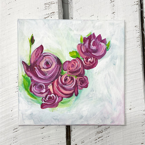 ORIGINAL: In A Rose Garden