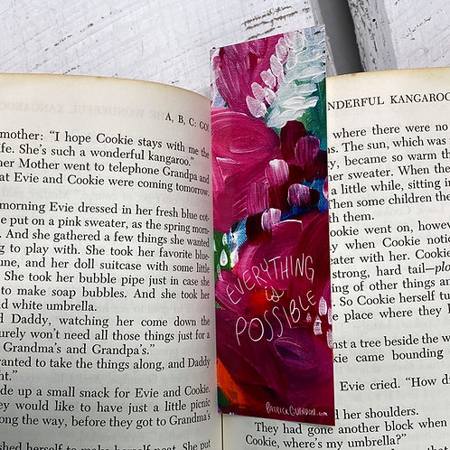 Everything Is Possible Bookmark