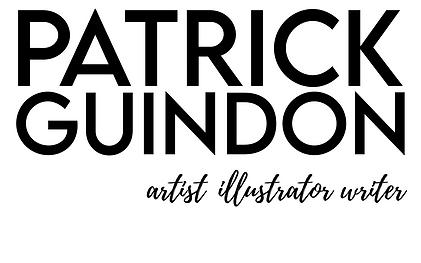 Patrick Guindon artist illustrator writer Prince Edward Island Canada