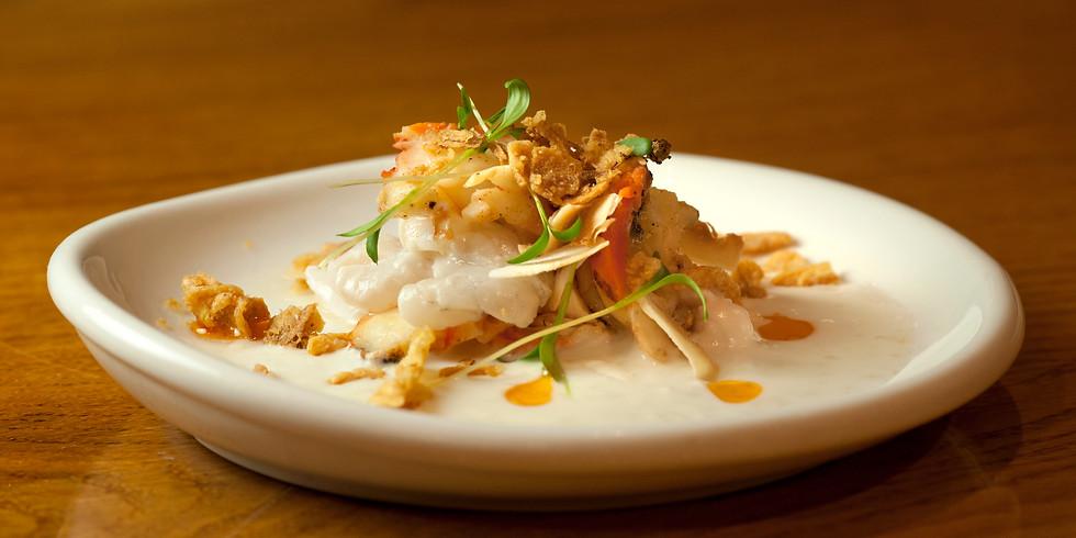 MASTER CLASS SERIES - Ceviche & Pisco Sours