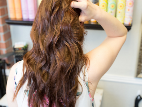 Tips for dry, damaged hair