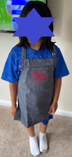 Kids Curry Club Apron