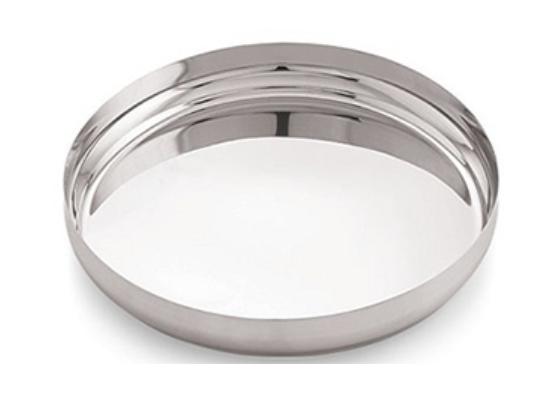 Stainless Steel Sadi Thali (x4) Set