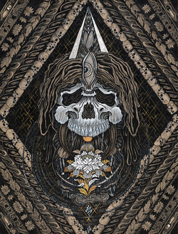 Interdimensional Skull tiff