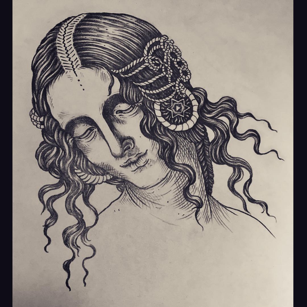 leonardo lady
