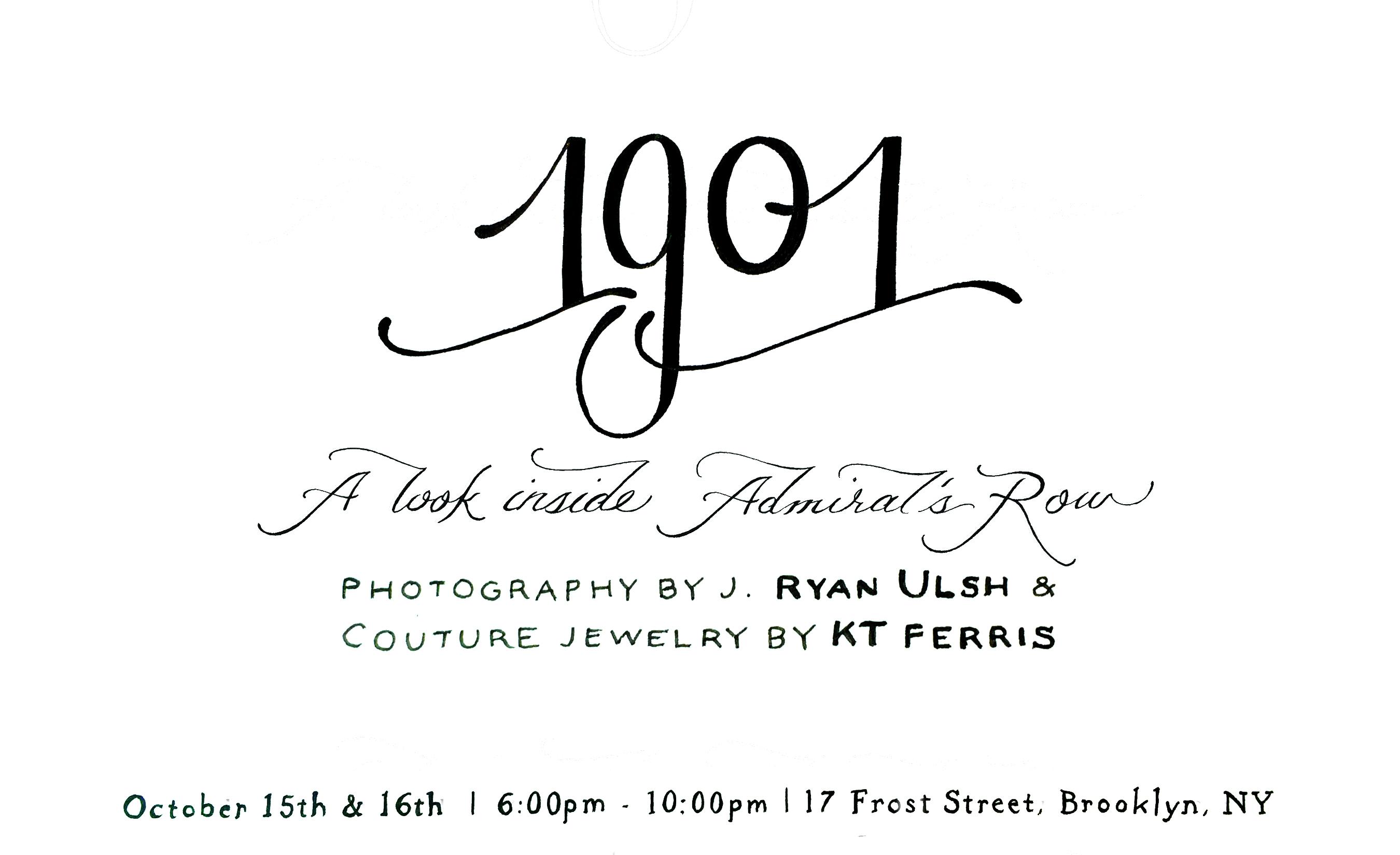 1901 Invite :: KT Ferris   Ryan Ulsh