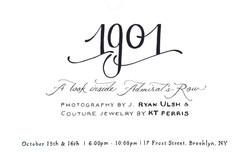 1901 Invite :: KT Ferris | Ryan Ulsh