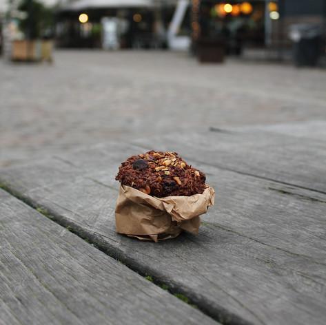 Glutenfrie og veganske muffins