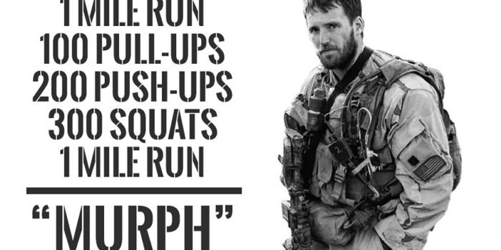 MURPH - The Metabolic Lab