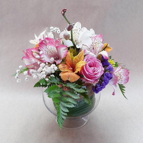 Composition* avec vase