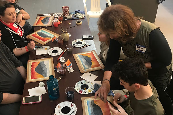 Art Classes and Studio Rental for Special Events