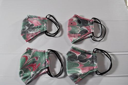 Marbled Masks