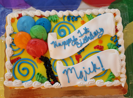 Happy Birthday to Majik