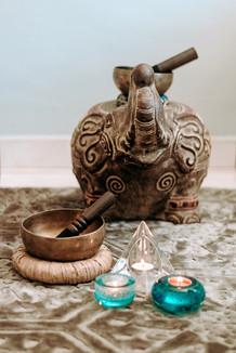 Sesión fotográfica para Kelly Mindful meditation coach