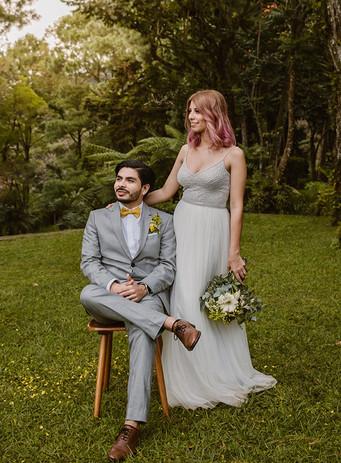 Jime & Marce wedding day by Faby Salmeron Photo
