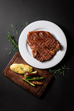Client: Palermo Steak House