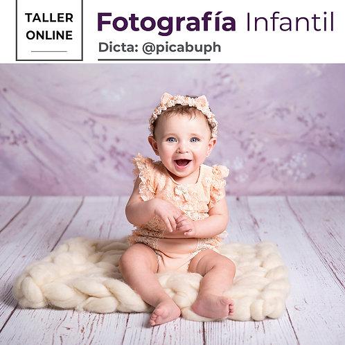 Taller de Fotografía Infantil Online