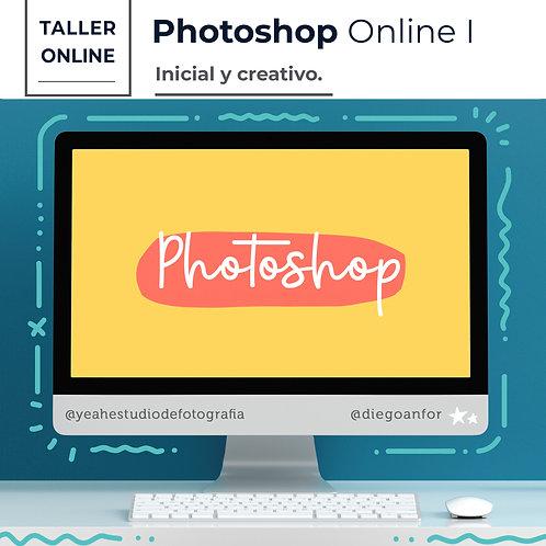 Taller Online de Photoshop Inicial y Creativo.