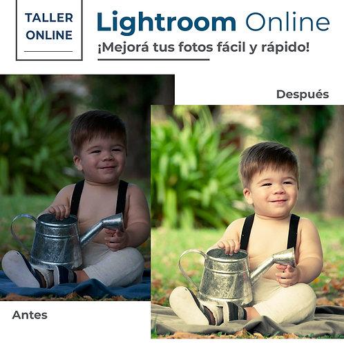 Lightroom Online