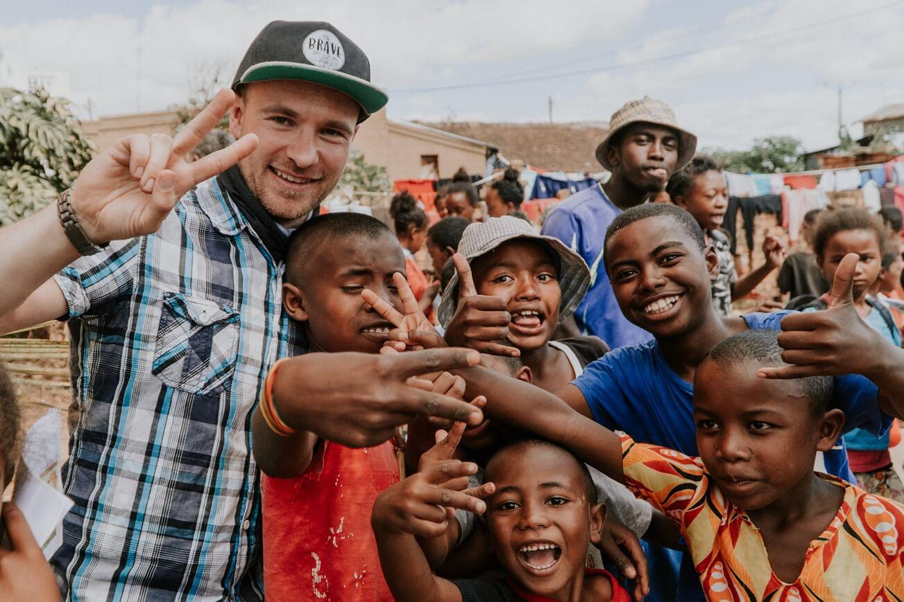 Kinderprojekt in Madagaskar