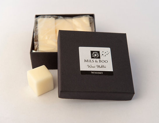 Whisky Scented Soy Wax Melts