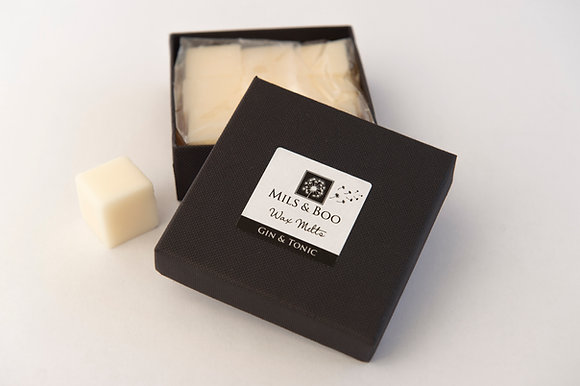 Gin & Tonic Scented Soy Wax Melts