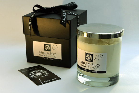 Winter Glow Luxury Jar Gift Boxed