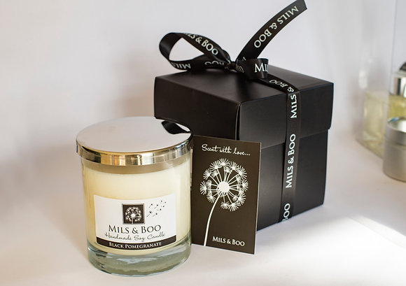 English Pear and Freesia Luxury Jar Gift Boxed