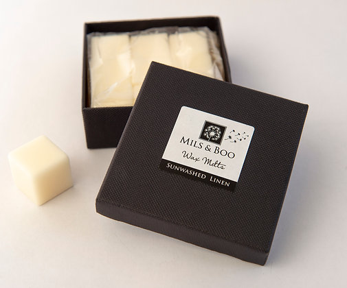 Sunwashed Linen Scented Soy Wax Melts