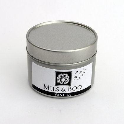 Vanilla Small Tin Small 100g