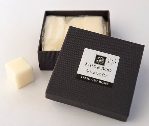 Fresh Cut Rose Scented Soy Wax Melts