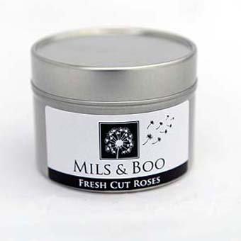 Fresh Cut Roses Small Tin 100g