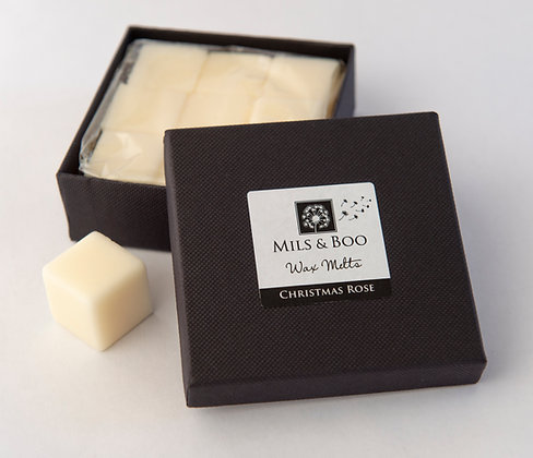 Christmas Rose Scented Soy Wax Melts
