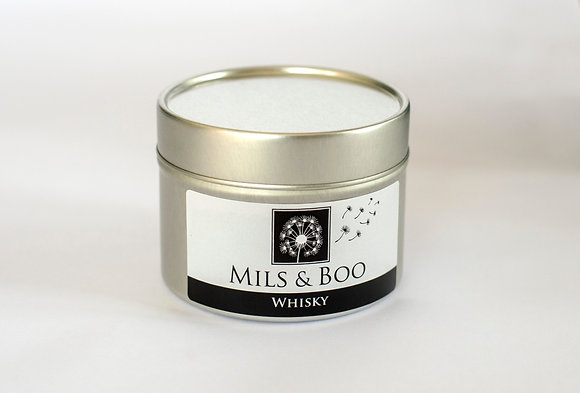 Whisky Small Tin 100g