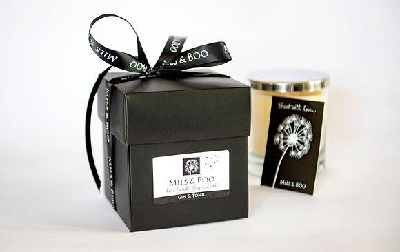 Gin & Tonic Luxury Jar Gift Boxed