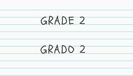 Grade 2 Academic Enrichmet Click Here